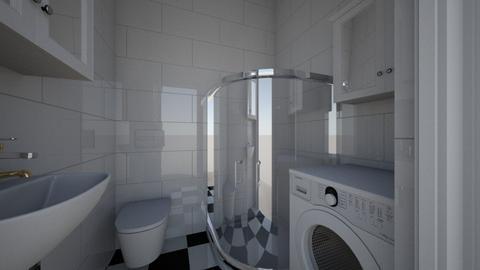 bbbbkbl - Bathroom - by flamingo11