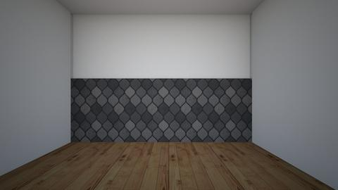 Tile wall test - Kitchen - by starsector