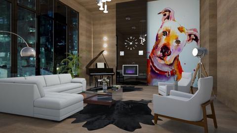 10012018a - Modern - Living room - by matina1976