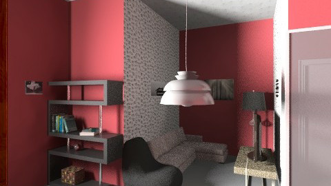 ssdds - Minimal - Bedroom - by barly