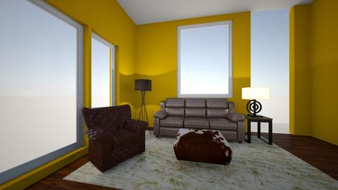 HD Chambers LR ReDesign - Rustic - Living room - by getitstaged