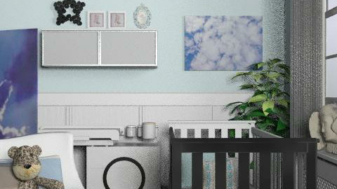 sweet dreams - Modern - Kids room - by ovchicha