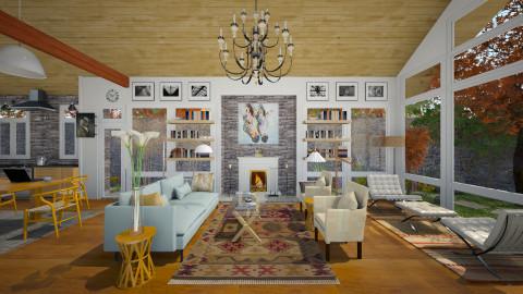 shotgunLV - Modern - Living room - by russ