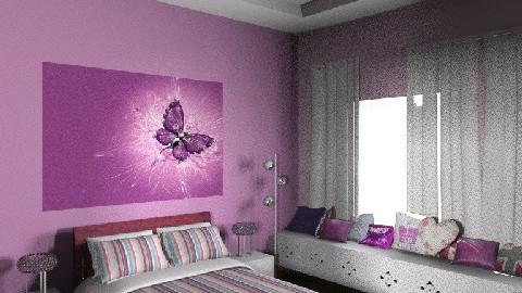 Kariba's only - Modern - Kids room - by Sziszi
