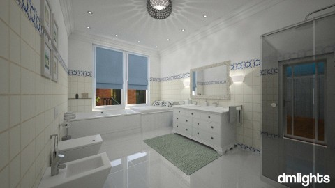 Brooklyn Heightstt - Living room - by DMLights-user-1372255
