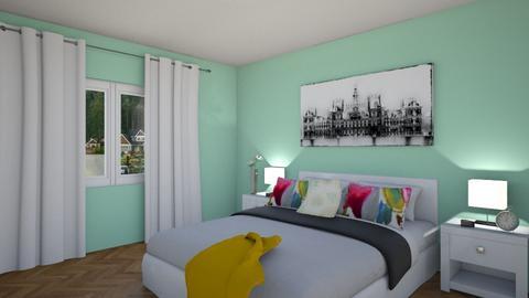 Sleep - Bedroom - by ivona_h