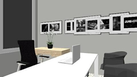 prada - Glamour - Office - by nataliaMSG