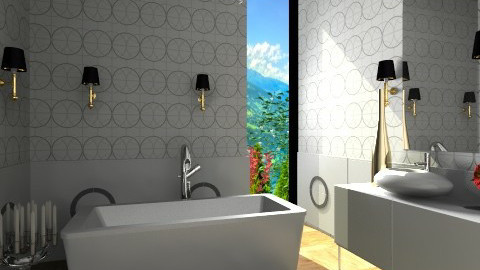 Sunday Bubbles - Glamour - Bathroom - by 3rdfloor