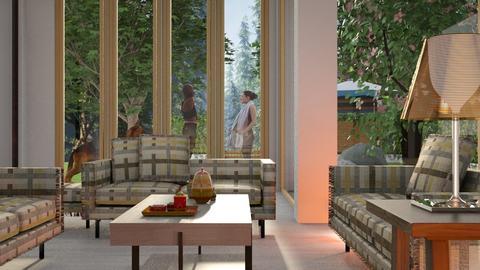 125 - Living room - by BortikZemec