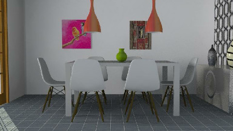 Dining1.6 - Dining Room - by fatbob