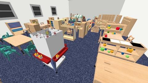 Classroom Design  - by QQTAJPAHPUERRHUGZZKDGDQPVYEYPWM