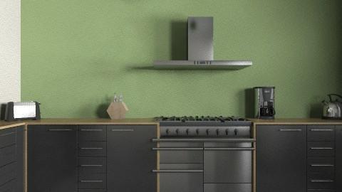 first - Minimal - Kitchen - by billies123