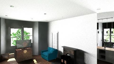 Corner sofa idea - Classic - Living room - by nilou