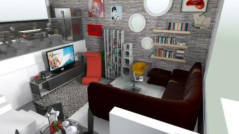 Apartment - Modern - by Teddyyy