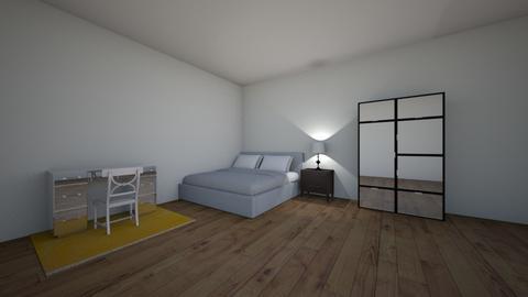 My bedroom idea - Bedroom - by FaithMarieD