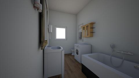 Bath - Bathroom - by giakson