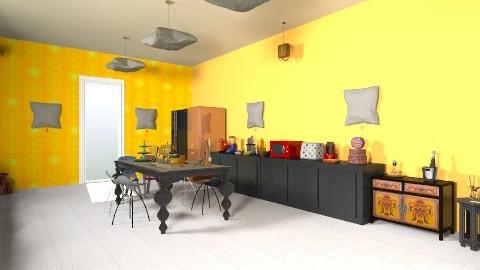 Cosinha - Vintage - Kitchen - by 010998