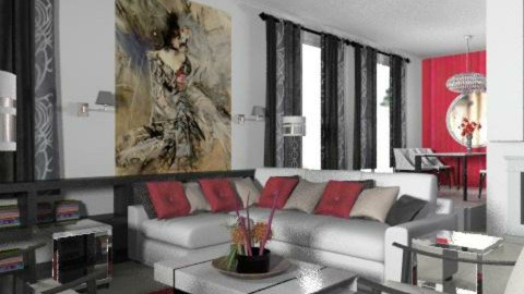 Vennus - Eclectic - Living room - by liling