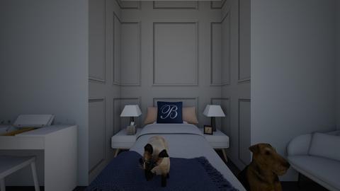 Jitta - Bedroom - by Kasityorajala