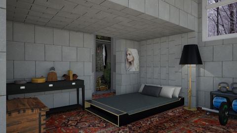 liraz - Bedroom - by penelopy