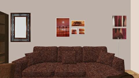 hjfjyjty - Living room - by marvelentza