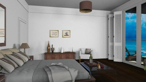 Rental holiday villa - Modern - Bedroom - by zarky