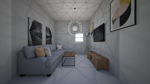 vrou - Living room - by elenatsempeli