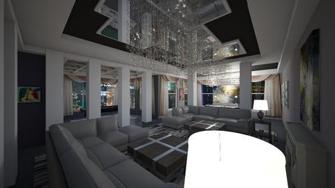 Columns - Living room - by mattpop34