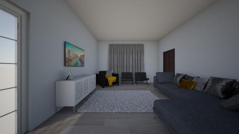h1 - Living room - by majocosain