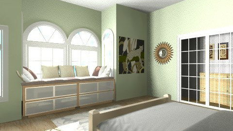 Lovely room - Minimal - Bedroom - by shelbyboyko