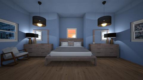 room - Bedroom - by Tustin