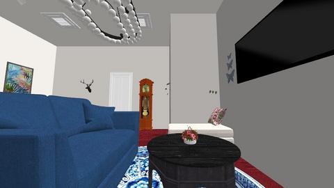 Nirvana - Modern - Living room - by Nirsee