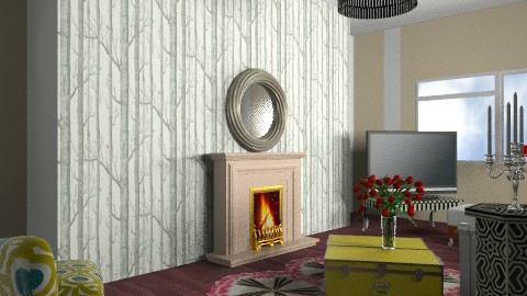 H3D0014_eclectic2 newp - Classic - Dining room - by pia