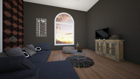 maison new yorkaise - by valcarona