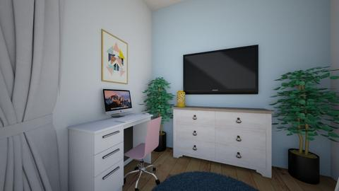 Ashlies Room - Modern - Bedroom - by ashlie457
