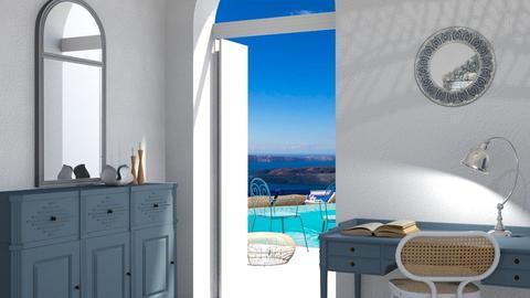 Greece Mood - Bedroom - by tolo13lolo