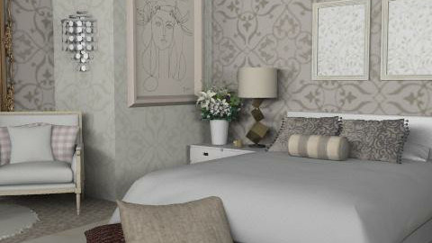 Master suite revisited - Classic - Bedroom - by du321