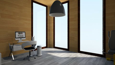 Eco house my sisters room - Bedroom - by edas32123