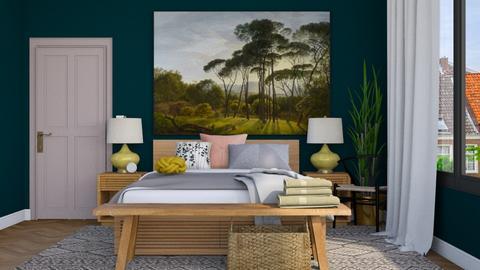 Modern - Modern - Bedroom - by HenkRetro1960