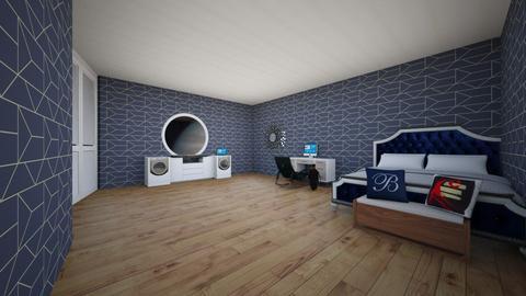 Day 2 - Bedroom - by Nessa Needs A Hug