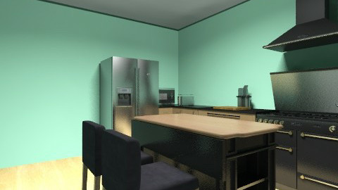 Kitchen - Classic - Kitchen - by Claire626