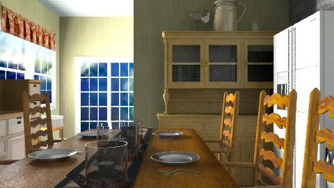 Country Kitchen - Country - Kitchen - by PomBom