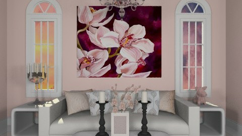 Orchid - Minimal - Living room - by deleted_1566988695_Saharasaraharas