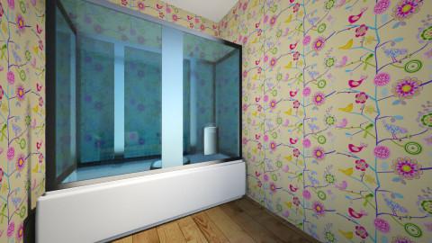 Bathroom - Glamour - Bathroom - by mabeltheunicorn