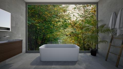 Kupaonica - Bathroom - by IrenaRadic
