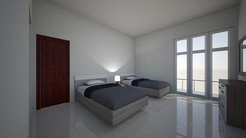 Milaha masterbedroom  - Bedroom - by mohamedaly