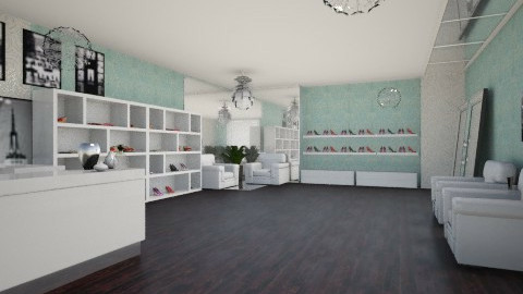 Shoeshop - Modern - Office - by Gre_Taa