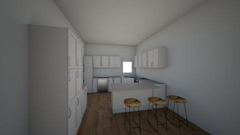new kitchen - Kitchen - by kristiderev