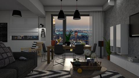 Twilight - Living room - by Inna_Inas