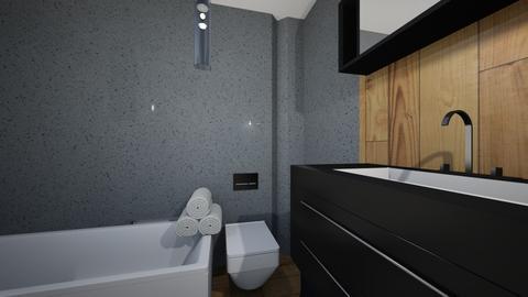 1 - Bathroom - by kinia21
